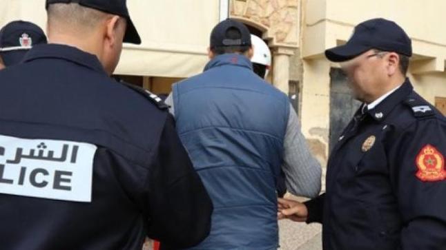 توقيف تاجر مخدرات فرنسي مبحوث عنه دوليا