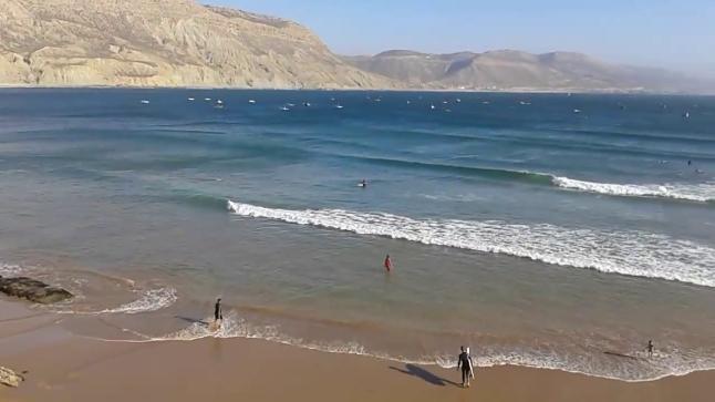تحذير من مندوبية الصيد البحري بأكادير إلى البحارة.. أحوال جوية سيئة تشهدها المنطقة