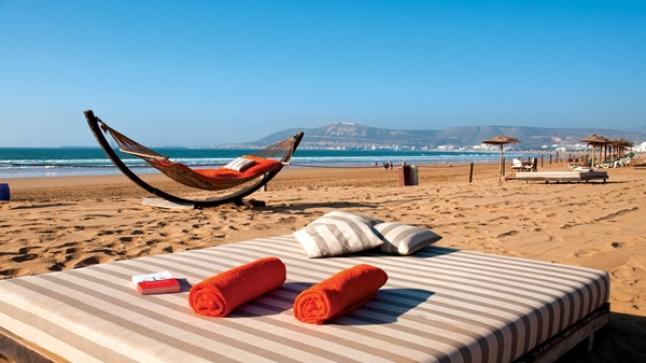 الـCRT يُسجل ارتفاعا في عدد السياح الوافدين على أكادير خلال هذه السنة
