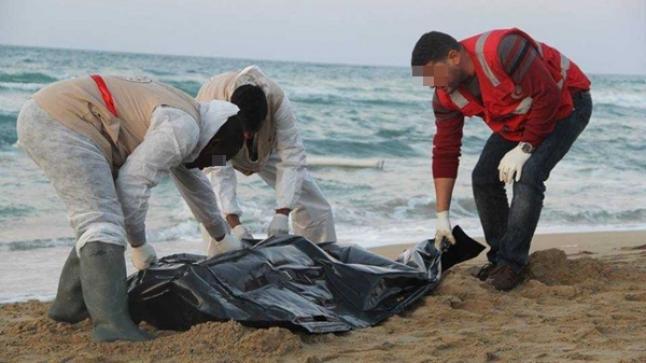 العثور على جثة شخص مجهول لفظها شاطئ أكادير