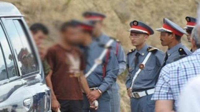 اعتقال شاب اعتدى على شخص وحاول اغتصاب زوجته بإمينتانوت