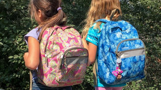 خطر حقائب الظهر على الأطفال.. ما هو الوزن المناسب لكل طفل؟