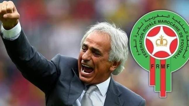 حليلوزيتش يُهين لاعبي الدوري المغربي عشية مواجهة الغابون