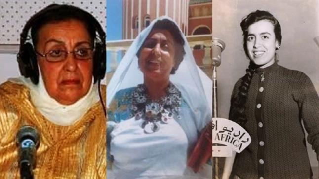 أمينة السوسي .. قصة أشهر مذيعة مغربية رسمت البسمة في وجوه المرضى والأطفال
