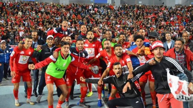 حسنية أكادير يتعرف على موعد وملعب مباراته بنصف نهائي كأس العرش