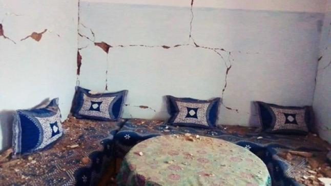 هزة أرضية قوية تضرب عددا من المدن المغربية