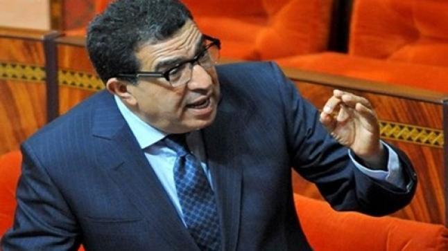 """مبديع """"يرفض"""" حديث برلماني بالأمازيغية أمام رئيس الحكومة (فيديو)"""
