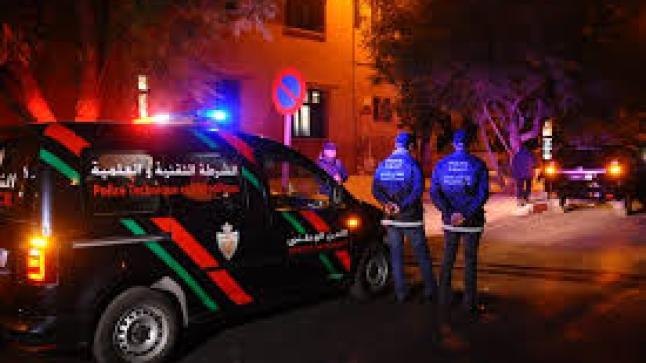في ظرف وجيز .. أمن أكادير يوقف قاتل سائق طاكسي