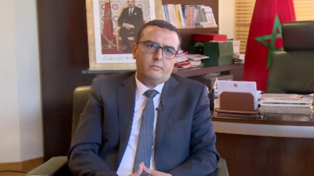 """""""أمكراز"""" وزير الشغل بحكومة العثماني يتعرض لحادثة سير خطيرة"""