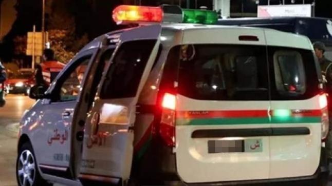 أمن أكادير يوقف شخصين للاشتباه في تورطهما في السرقة وتعريض حياة المواطنين وعناصر الشرطة للخطر