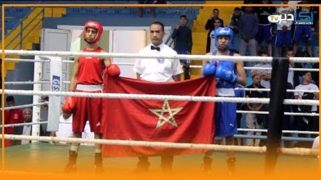 نجم أنزا تحيي الذكرى الـ60 لإعادة إعمار مدينة أكادير بتنظيم بطولة جهوية للملاكمة