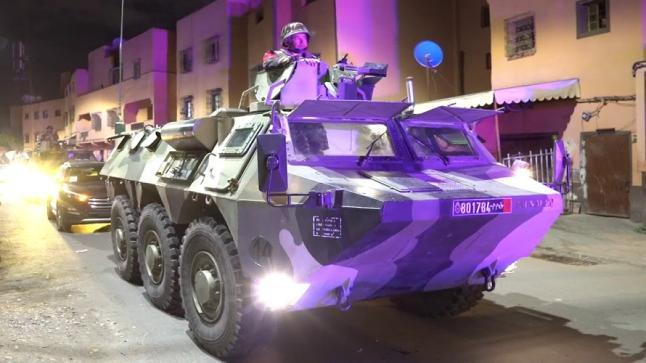 """الحبس والغرامة.. الحكومة تصادق على مرسوم يعاقبة مخالفي """"حالة الطوارئ"""" في المغرب"""