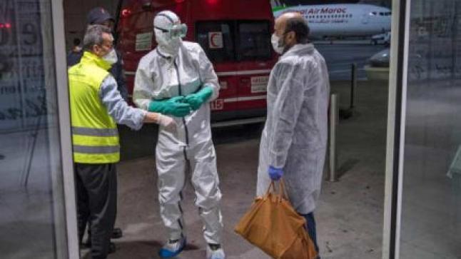 ارتفاع عدد الاصابات بفيروس كورونا في المغرب وتسجيل حالتي شفاء