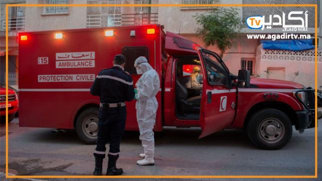 تسجيل إصابتين جديدتين بفيروس كورونا بجهة سوس ماسة يرفع العدد الإجمالي للحالات