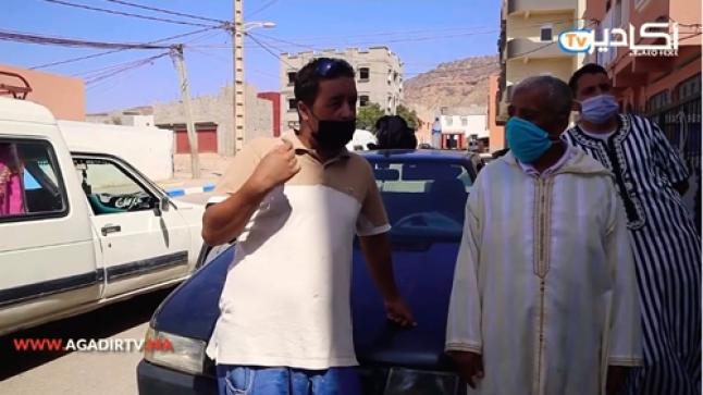 نقل أزيد من 50 تلميذ وتلميذة من ثانوية بتامري إلى أكادير يغضب الآباء والأولياء (فيديو)