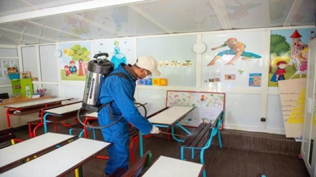 إغلاق 4 مؤسسات تعليمية بجهة سوس ماسة بعد تسجيل إصابات بكورونا بين التلاميذ والأساتذة