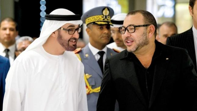 الإمارات تقرر فتح قنصليتها بمدينة العيون المغربية