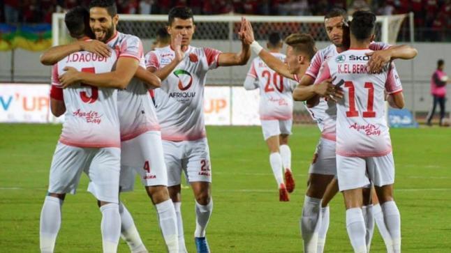 بعد الداودي والبركاوي.. نجم سوسي آخر ينتقل إلى الدوري السعودي