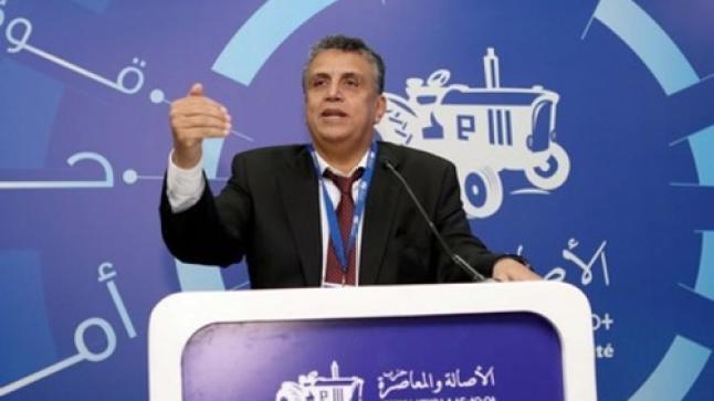 """عبد اللطيف وهبي يكتب عن """"القاسم الانتخابي"""""""