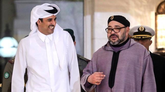 """""""قطر تعلن مساندتها للمملكة المغربية فيما ترتئيه من إجراءات للدفاع عن سلامة وأمن أراضيها ومواطنيها"""""""