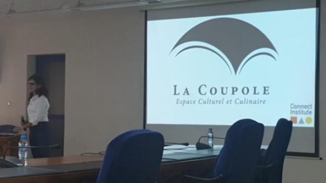 تقديم التصور النهائي لمشروع المركز الثقافي والذوقي لمدينة أكادير
