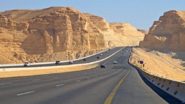 تقدم أشغال مشروع الطريق السريع تيزنيت الداخلة بنسبة 90 في المائة