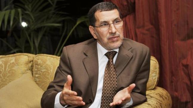 """""""القاسم الانتخابي"""" يقود العثماني للاجتماع مع إخوانه بأكادير استعدادا للمعركة الانتخابية"""