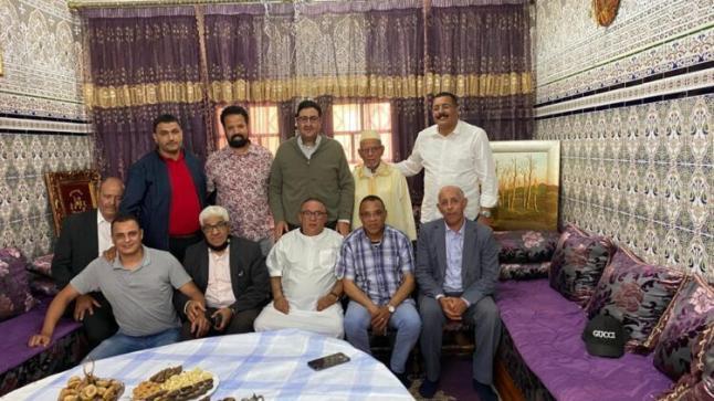 رسميا.. محمد بازين يلتحق بحزب الاستقلال