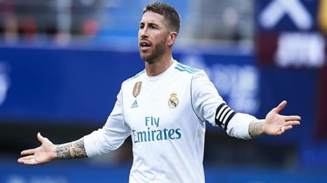 راموس يغادر رسميا فريقه ريال مدريد بعد 16 عاما من حمل قميصه