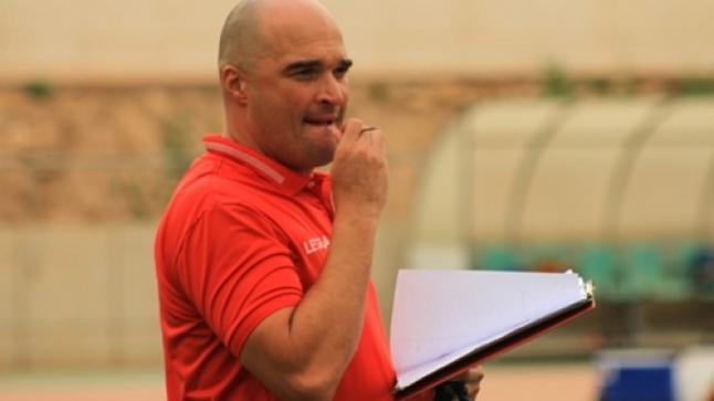 حسنية أكادير يجدد عقد مدربه رضى حكم لموسمين