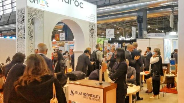 مشاركة المغرب في الدورة الـ 42 للمعرض الدولي لمهنيي السياحة بباريس