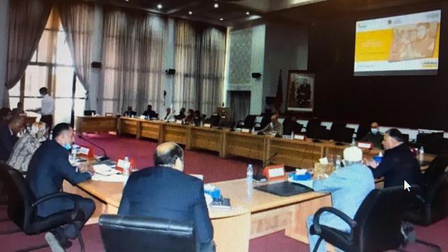 اللجنة الإقليمية تصادق على 43 مشروعا بإنزكان