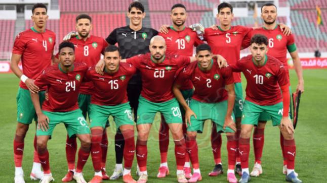 المنتخب المغربي يحسم تأهله للدور النهائي لتصفيات المونديال (فيديو)