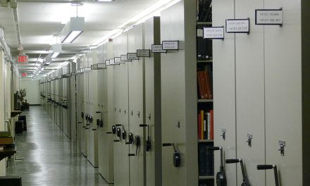 """ATG """"I Wonder"""" Wednesday: Is your library moving most of its print collection to storage?"""