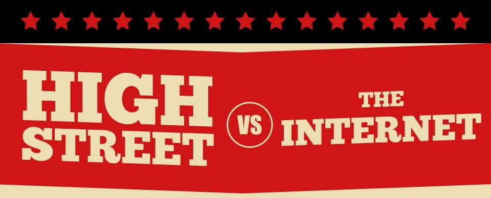 High Street vs. the Internet