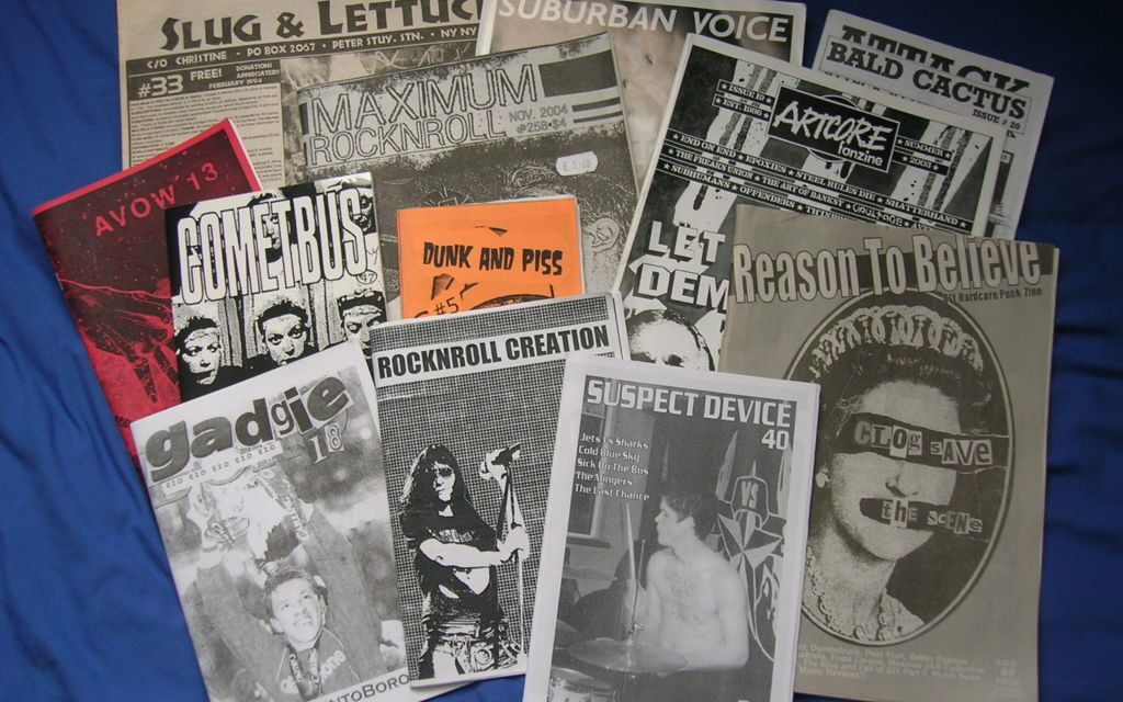 """ATG """"I Wonder"""" Wednesday: Does your library collect """"zines""""?"""
