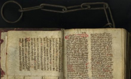 ATG Quirky – Chain, Chest, Curse: Combating Book Theft in Medieval Times