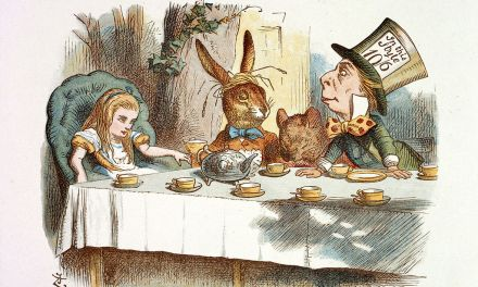 ATG Quirkies: On the 150th Anniversary of the Publication of Alice in Wonderland