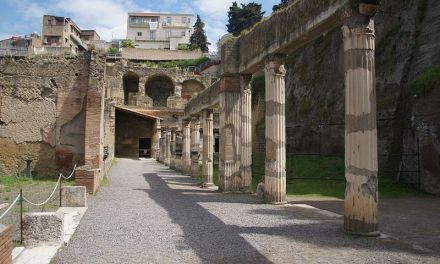 ATG Quirkies: Lead May Be the Key to Finally Deciphering Herculaneum's Charred Papyri