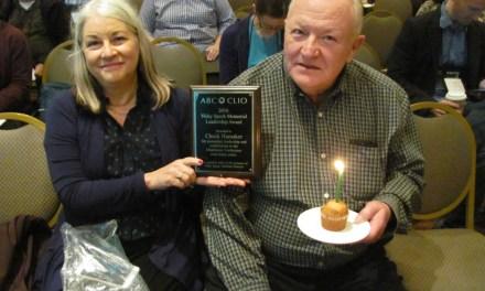 The Vicky Speck ABC-CLIO Leadership Award