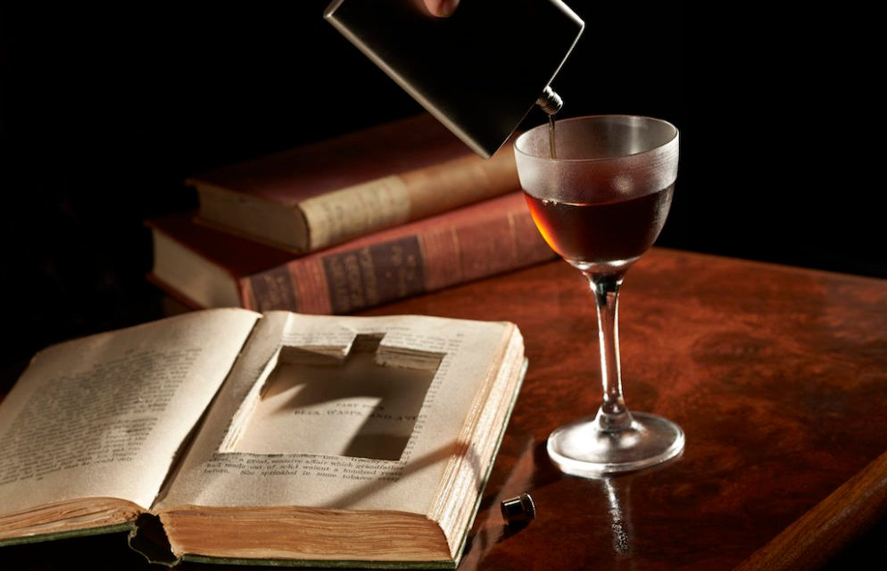 ATG Quirkies: How To Imbibe a Book
