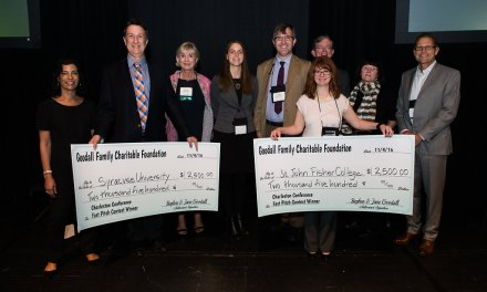 ATG Special Report — The Charleston Library Conference Fast Pitch 2016