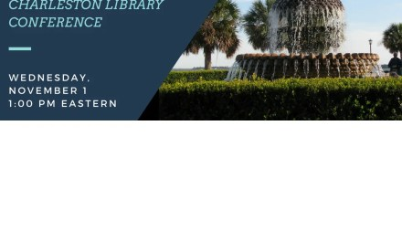 Free Webinar: Tips and Tricks for Attending the Charleston Conference