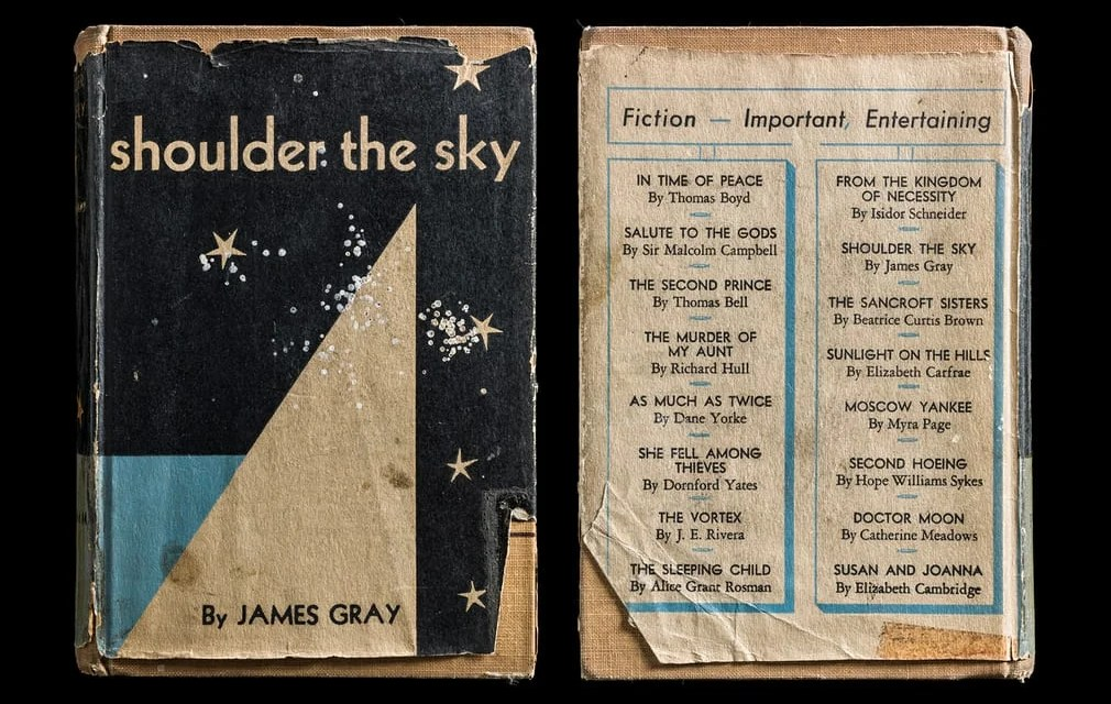 ATG Quirkies: The Found Art of Expired Library Books