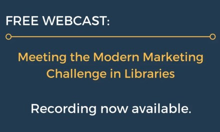 ATG: The Podcast – Meeting the Modern Marketing Challenge in Libraries