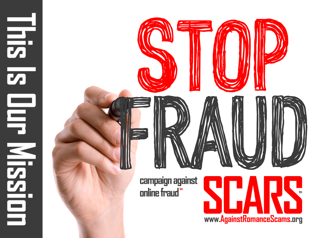 Our Mission Is To Stop Fraud Online