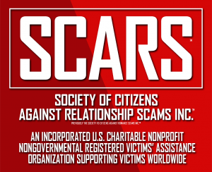 Society of Citizens Against Relationship Scams Inc. [SCARS]