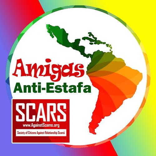 Amigas Contra Estafas - Afiliado con SCARS