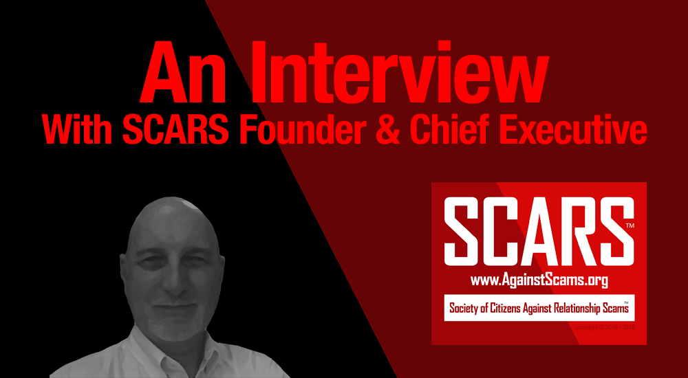 An Interview With Dr. Tim McGuinness - SCARS Founder and Chief Executive