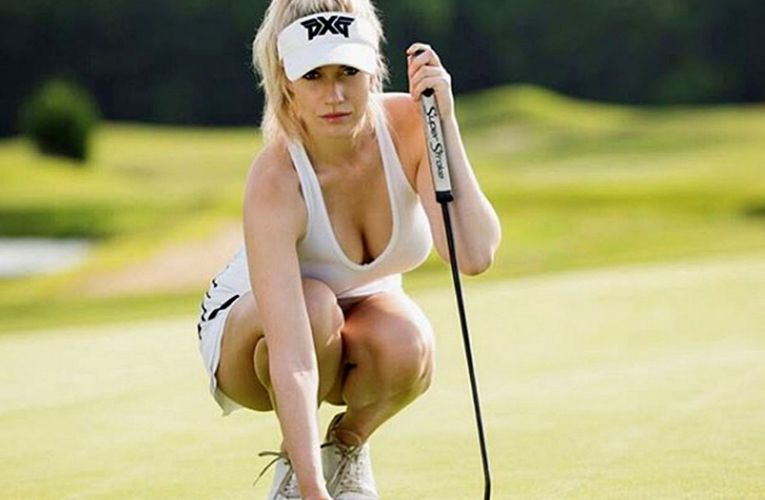 Hottest Female Golfers In The World In 2020